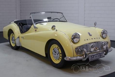Triumph TR3A προς πώληση