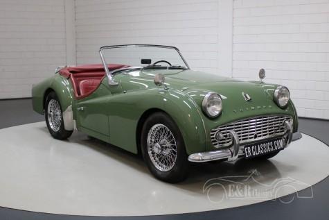 *VIP* Triumph TR3A for sale