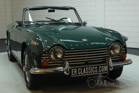 Triumph TR4A IRS 1968 for sale