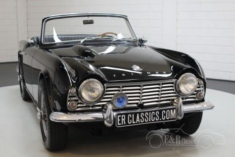 Triumph TR4 Overdrive 1963  for sale