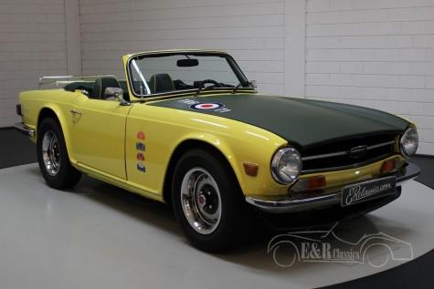انتصار TR6 1971 للبيع