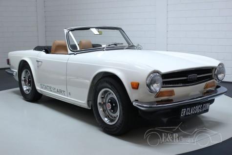Triumph TR6 1972 na prodej