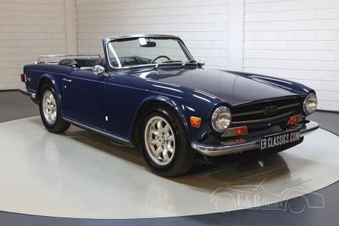 Triumph TR6 in vendita