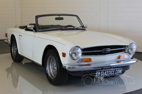 Triumph TR6 Pi Cabriolet 1973 for sale
