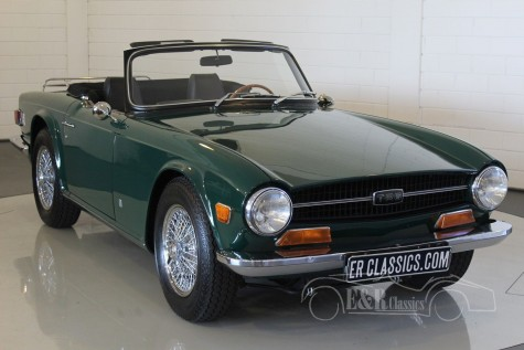 Triumph TR6 Roadster 1971 for sale