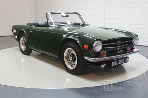 Triumph TR6 for sale