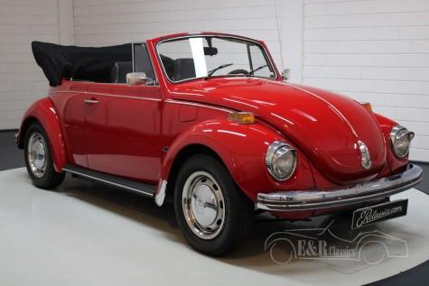 Prodej Volkswagen Beetle 1302 kabriolet 1971