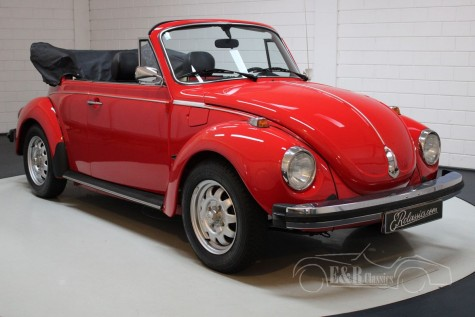 Vând Volkswagen 1303LS cabriolet 1974