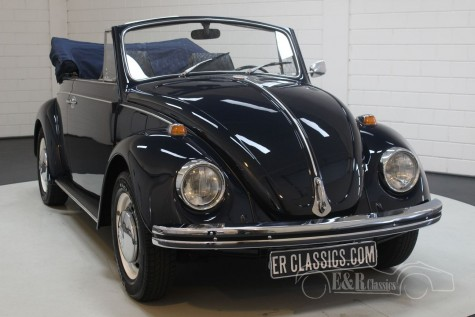 Volkswagen Beetle 1302 Cabriolet 1968 till salu