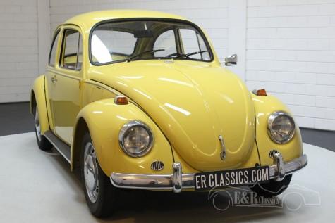 פולקסווגן חיפושית 1200 1972 למכירה