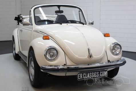 Volkswagen Beetle Cabriolet 1973 de vânzare