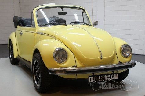Volkswagen Beetle 1303 Cabriolet 1975 for sale
