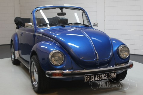 Volkswagen Beetle 1303 Cabriolet 1975 à venda
