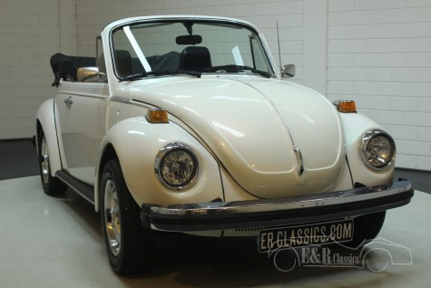 Volkswagen Beetle Cabriolet 1975  for sale