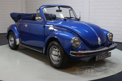 VW Beetle Cabriolet eladó