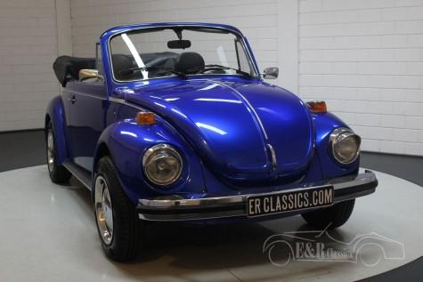 Volkswagen Beetle Cabriolet 1977 for sale