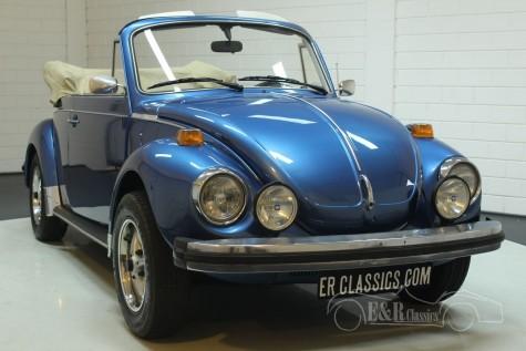 Volkswagen Beetle Convertible 1978 para la venta