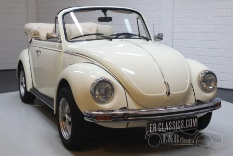 Volkswagen Beetle 1303 Cabriolet 1978 de vânzare