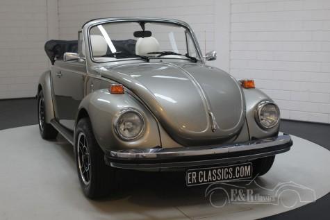 Volkswagen Beetle 1303 Cabriolet 1979 de vânzare