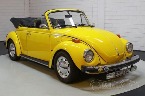 Prodej Volkswagen Beetle Cabriolet