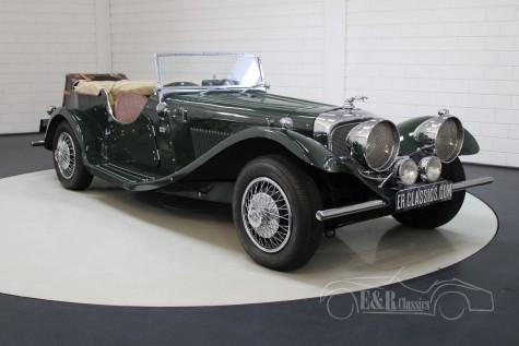 Prodej repliky Jaguar SS 100