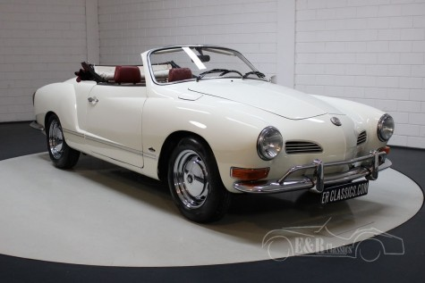 VW Karmann Ghia in vendita