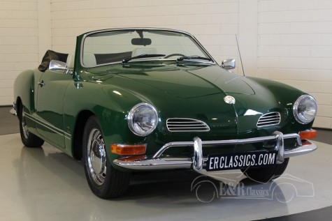 Volkswagen Karmann Ghia 1970 for sale