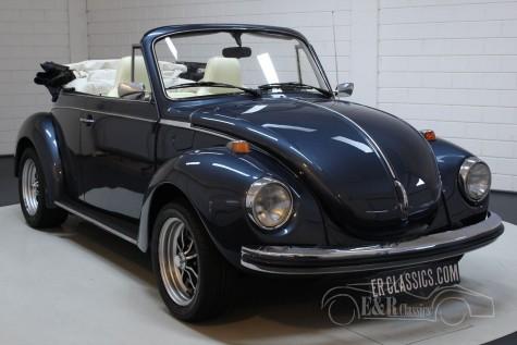 Volkswagen Beetle 1303 Cabriolet 1975 de vânzare