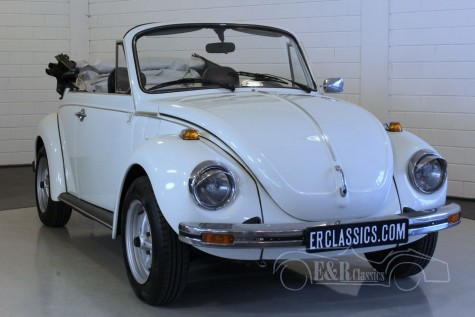 Volkswagen Beetle 1303 LS cabriolet 1973  for sale