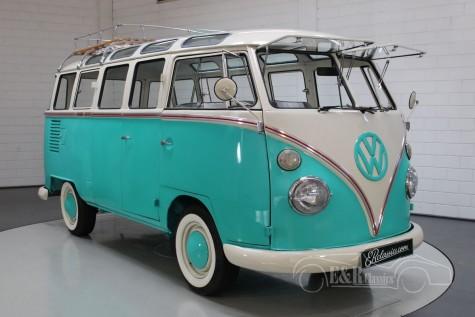 Predám Volkswagen T1 Samba Bus 1971