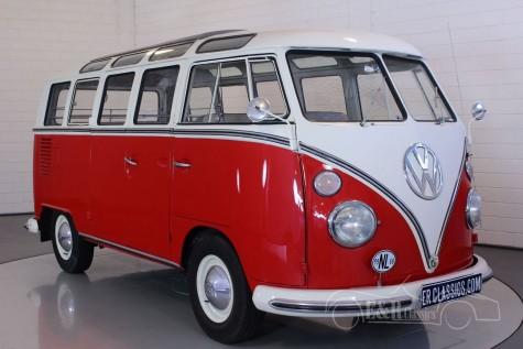 Volkswagen T1 Samba 1966 for sale
