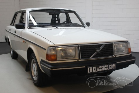 Volvo 240 DL Sedan 1985 for sale