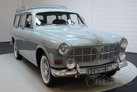 Volvo Amazon Kombi 1965販売