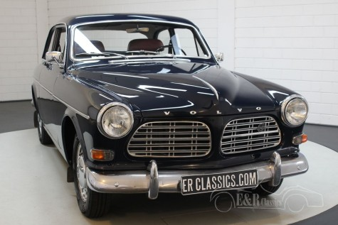 Predaj Volvo Amazon P130 1967