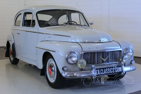 Volvo PV544 C Coupe 1962 for sale