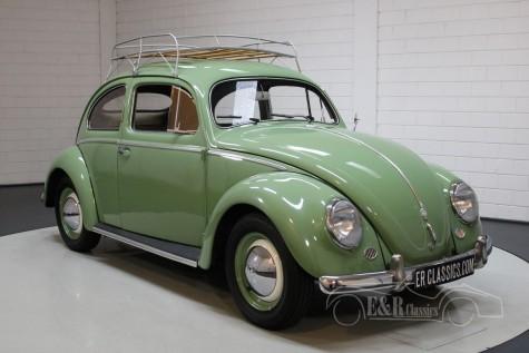 Volkswagen Beetle Oval 1953 en venta