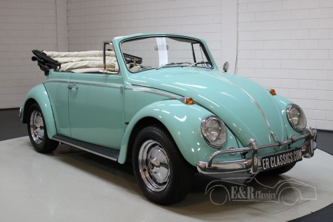 Volkswagen Beetle 1302 kabriolet 1965 na prodej