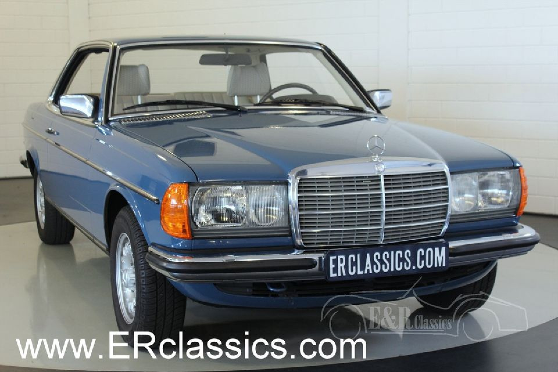 Mercedes benz 230 c 1979 for sale at erclassics for Mercedes benz 1979