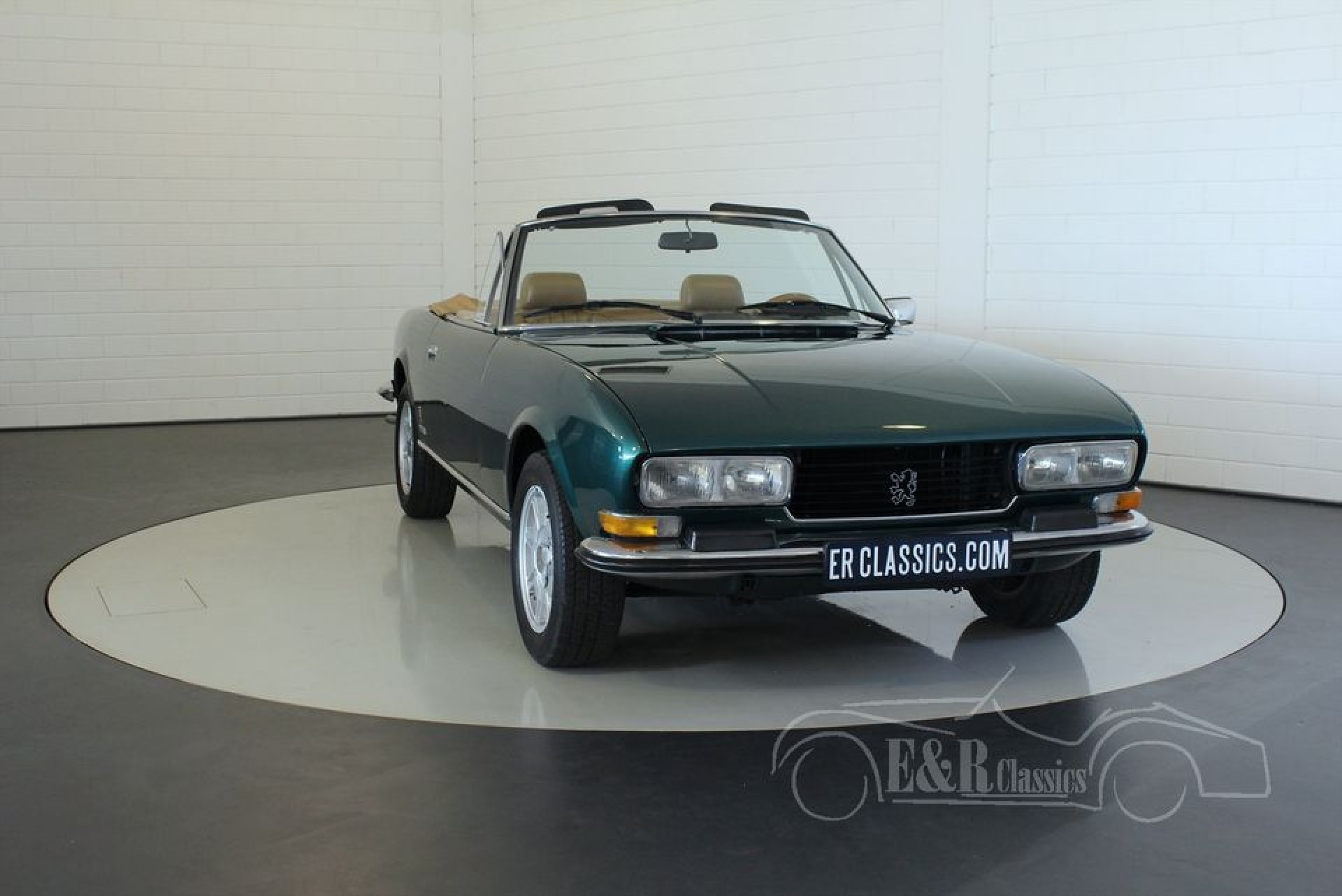 Peugeot 504 Cabriolet 1976 For Sale At Erclassics