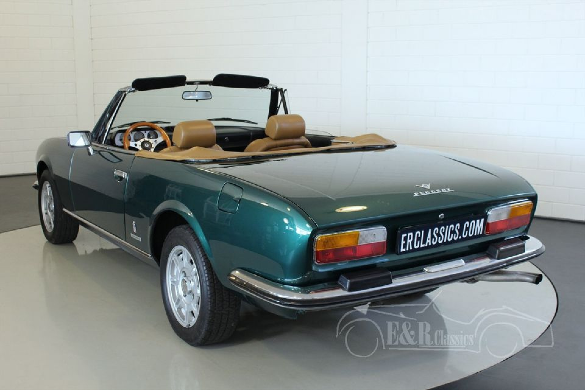 Peugeot 504 Cabriolet 1976 For Sale At Erclassics HD Wallpapers Download free images and photos [musssic.tk]