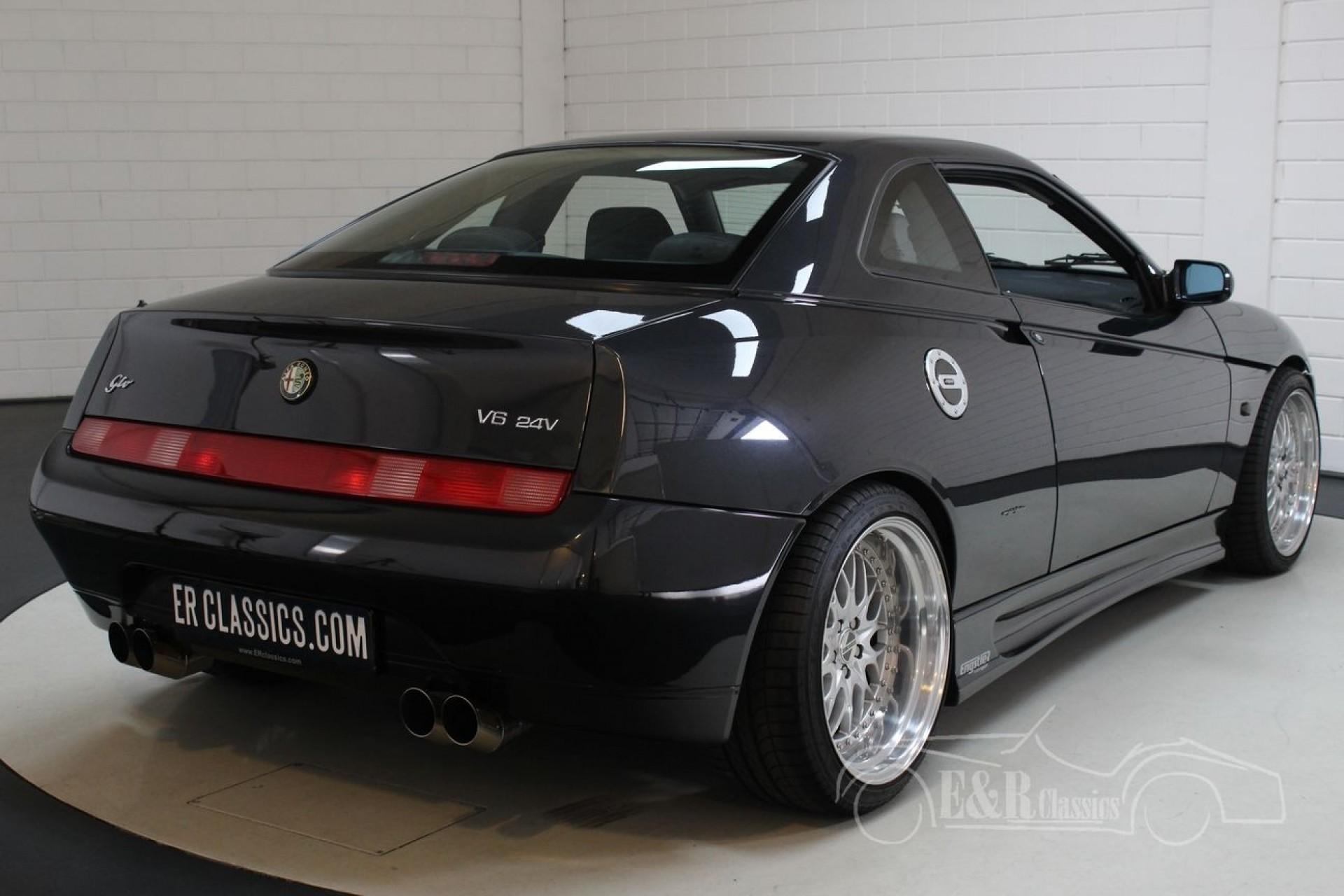 Alfa Romeo Gtv 3 0 V6 Coupe 1997 For Sale At Erclassics