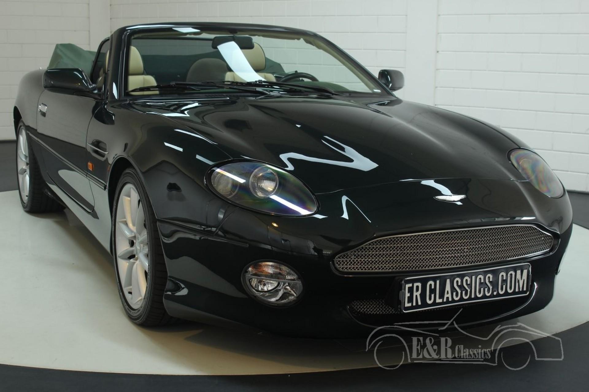 Aston Martin Db7 V12 2001 For Sale At Erclassics