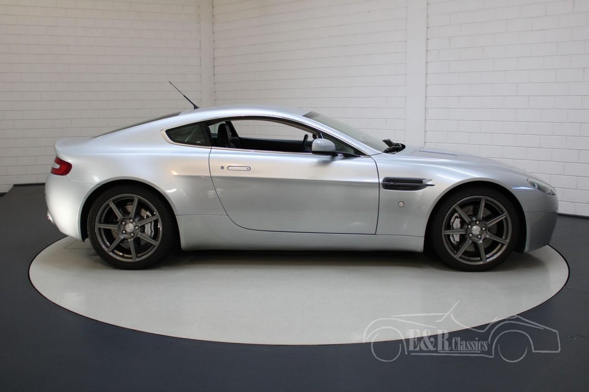 Aston Martin V8 Vantage For Sale At Erclassics