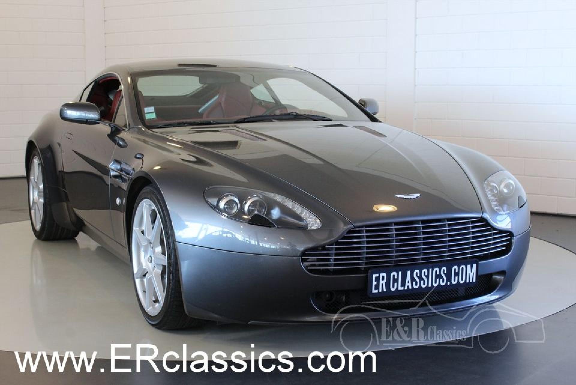 Aston Martin V8 Vantage 2006 Coupe For Sale At Erclassics