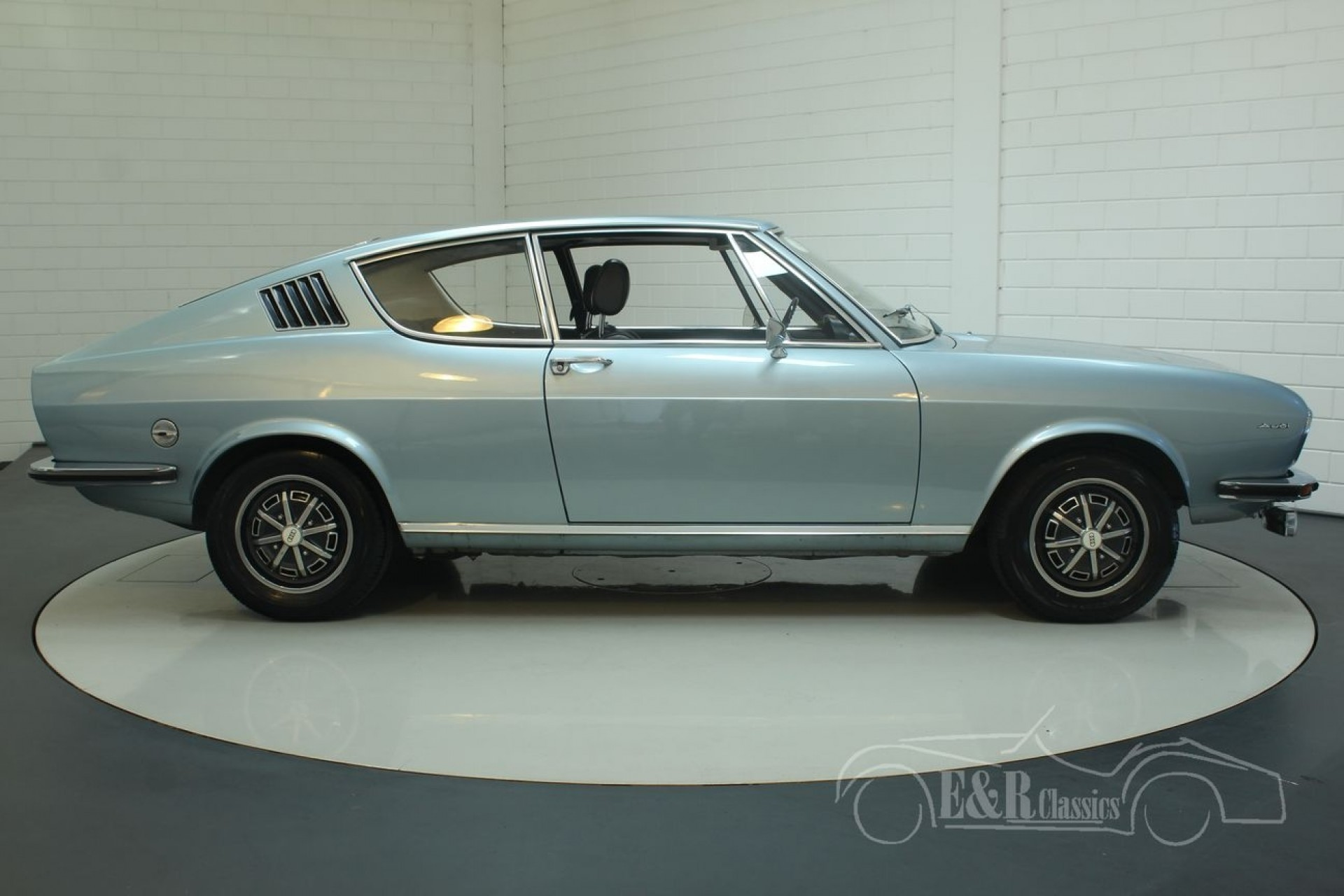 Audi 100 S Coupe 1972 for sale at Erclassics