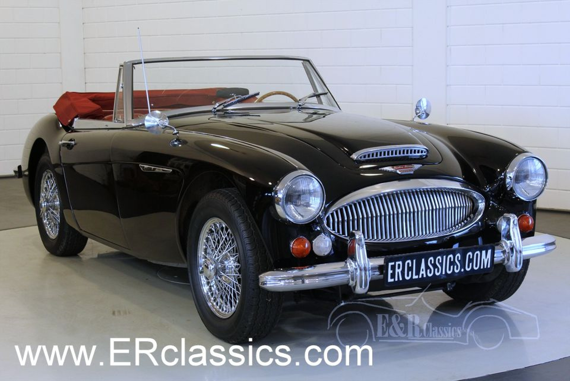 4684b169c47 Austin-Healey 3000 MK3 BJ8 1966 for sale at ERclassics