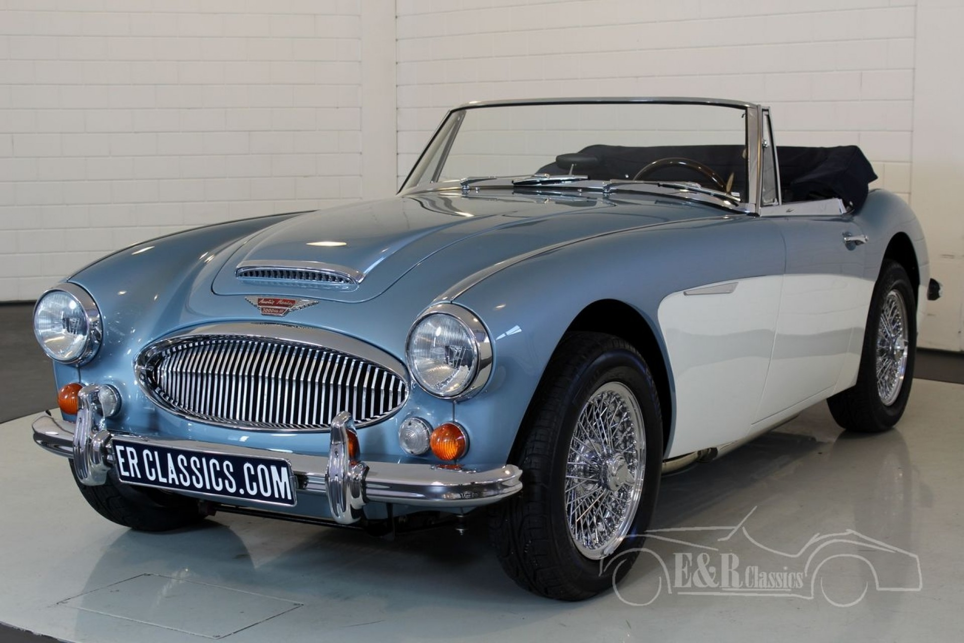 austin healey 3000 mk3 1965 for sale at erclassics. Black Bedroom Furniture Sets. Home Design Ideas