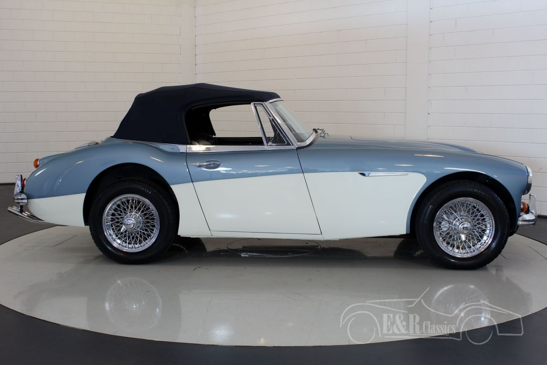Honda Union City >> Austin Healey 3000 MK3 1965 for sale at ERclassics