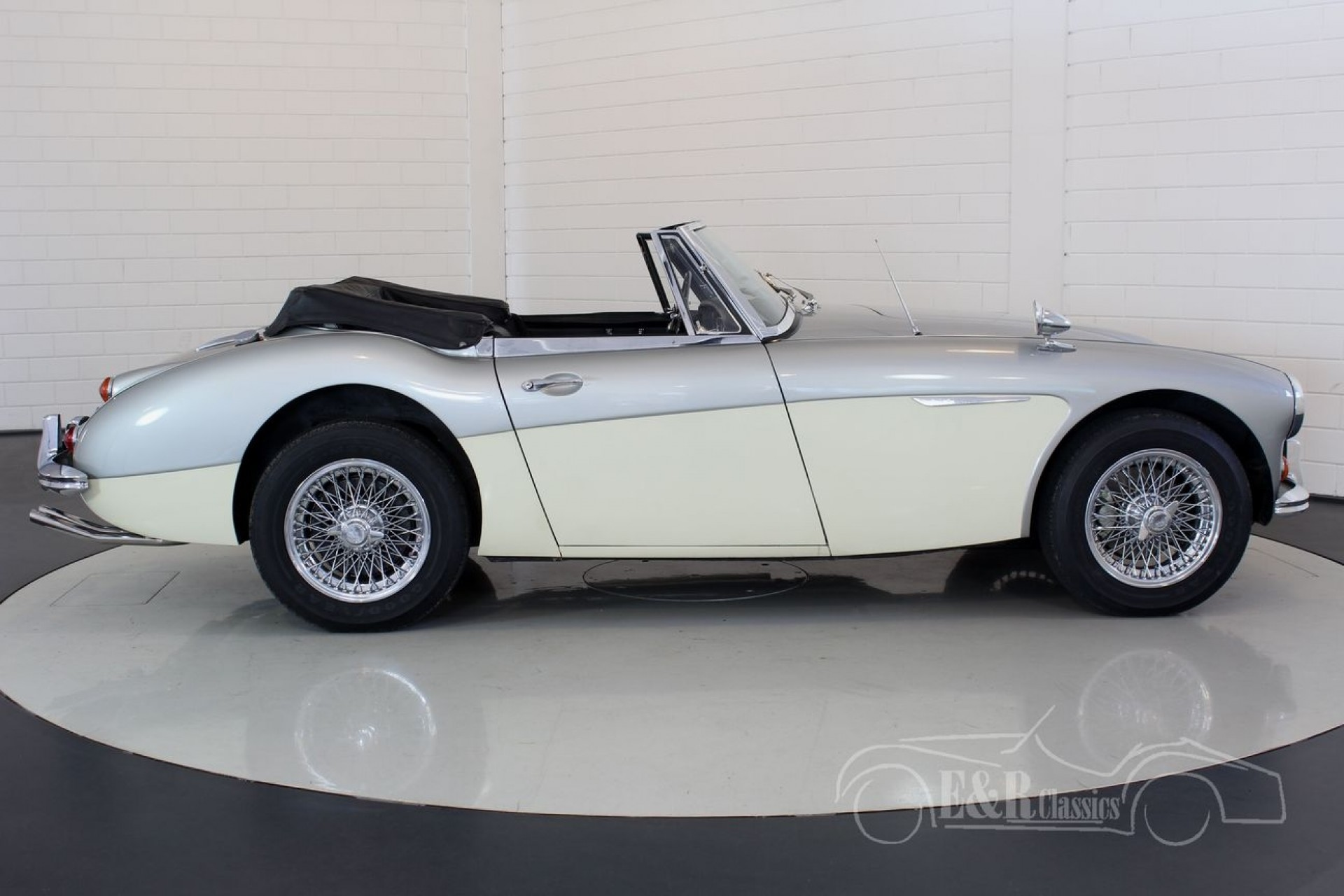 Honda Union City >> Austin-Healey 3000 MK3 BJ8 1966 for sale at ERclassics