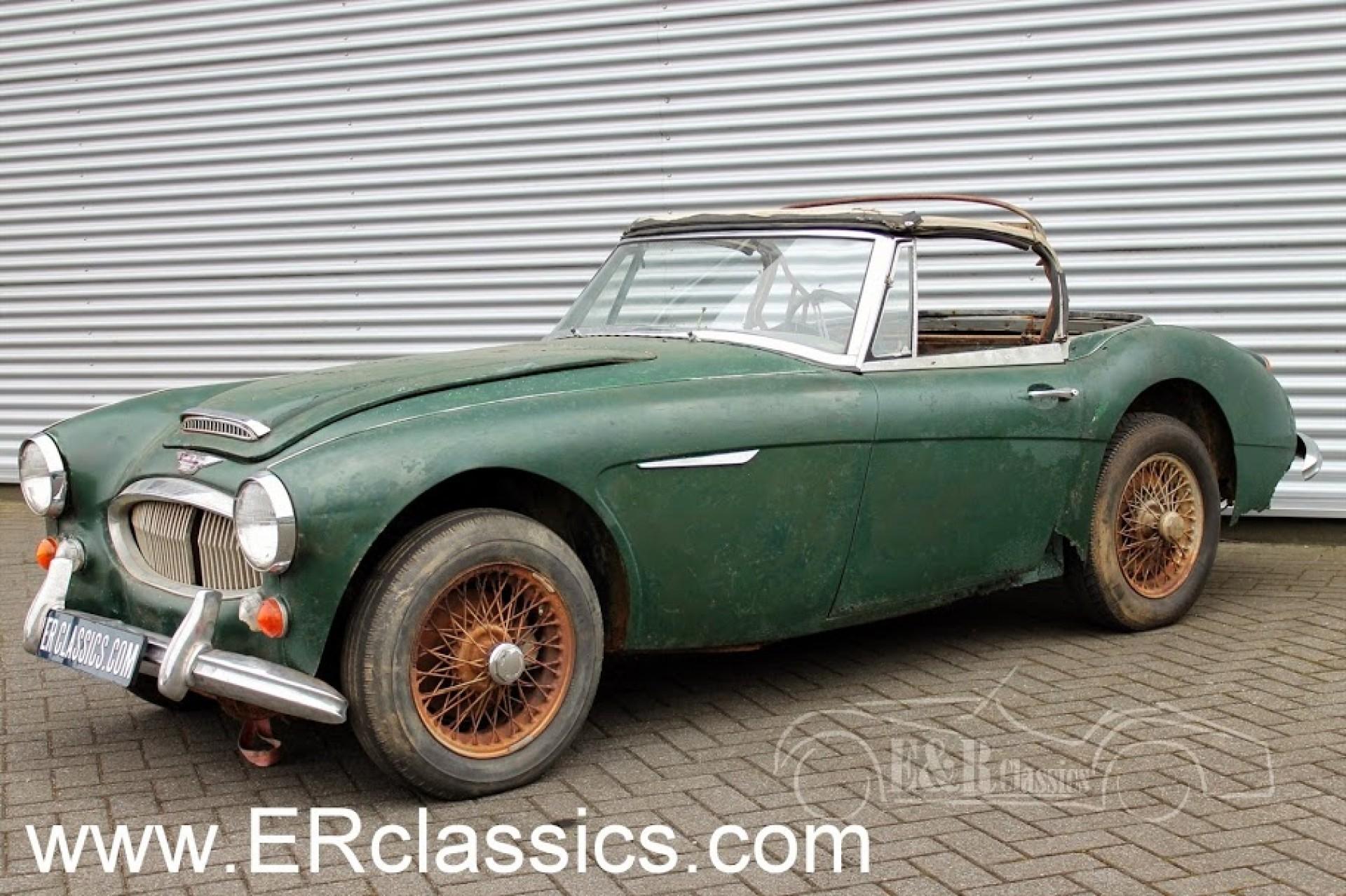 Austin Healey For Sale >> Austin Healey Classic Cars Austin Healey Oldtimers For Sale At E